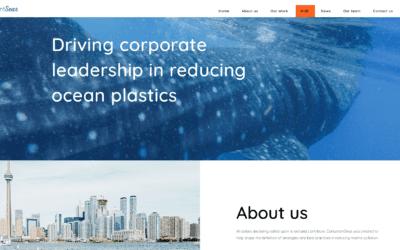 Notre nouveau site web