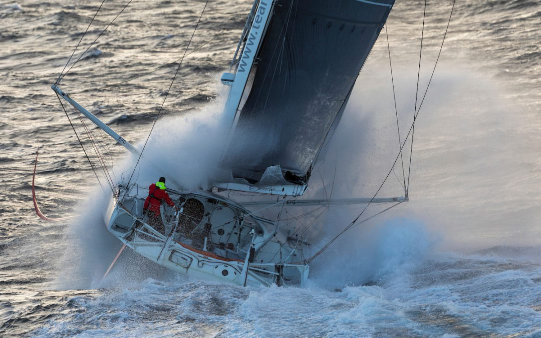 Profile n°1: Anne-Cécile Turner, The Ocean Race