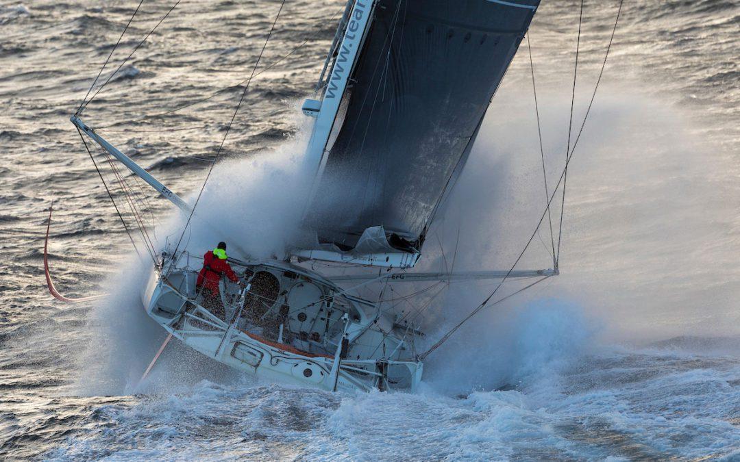 Profile n°1: Anne-Cécile Turner, The Ocean Race