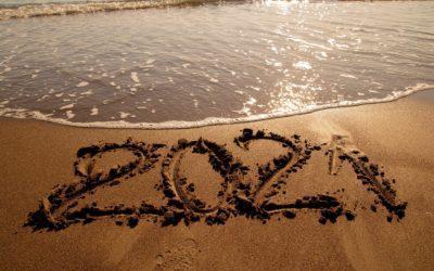 Toute l'équipe de ConsultantSeas vous souhaite une excellente année 2021 !