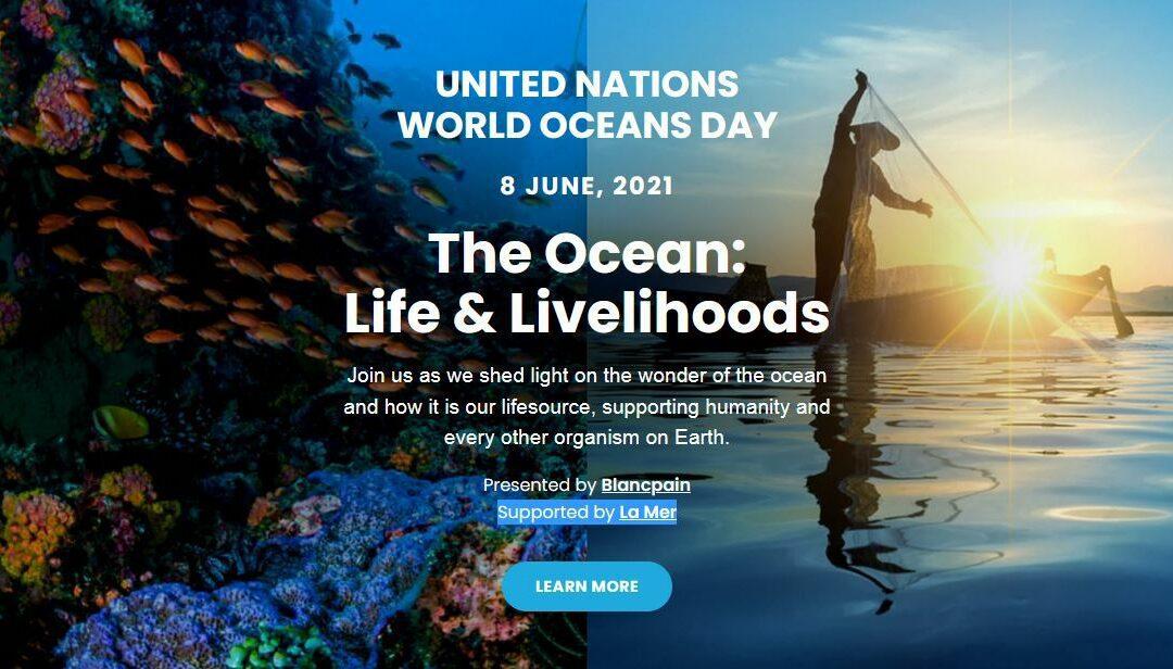 Journée Mondiale de l'Océan 2021 – Bulletin Côtier ConsultantSeas